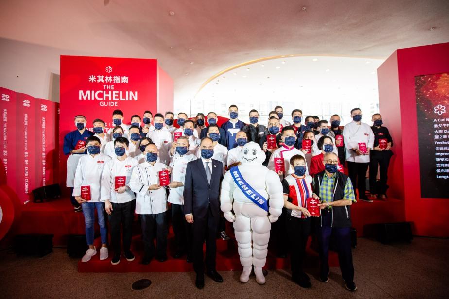 完整名單 / 台北·台中米其林指南2020點亮雙城