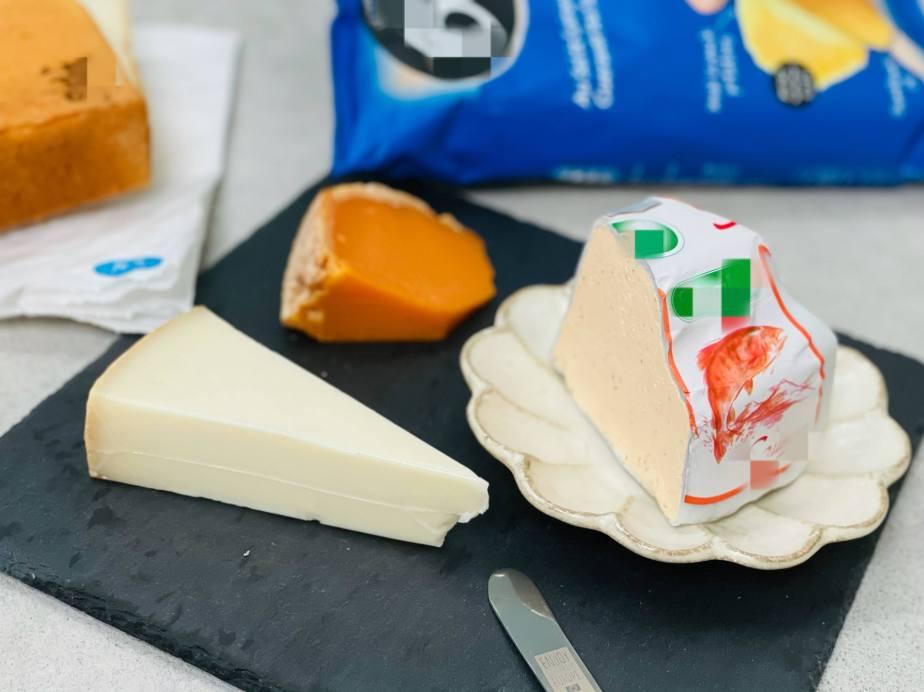 歐洲乳酪精選 來認識 Ossau Iraty羊乳酪
