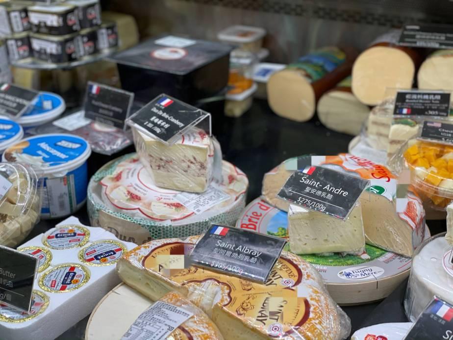 歐洲乳酪 法國 Salmon cheese抹醬最對味