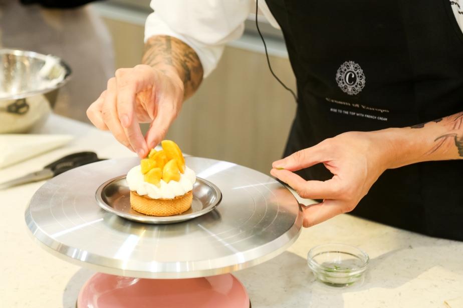 歐洲鮮奶油 pastry challenge實況分享看這裡